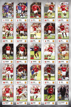"Manchester United ""Super 25"" (2010/11) - GB Eye (UK)"
