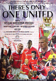 "Manchester United ""The Story of 2000"" - U.K."