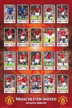 "Manchester United ""Super 20"" 2008/09 - GB Eye"