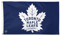 Toronto Maple Leafs Official NHL Deluxe-Edition 3'x5' Team Flag - Wincraft Inc.