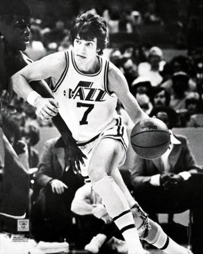 "Pete Maravich ""New Orleans Jazz Classic"" (1977) Premium Poster Print - Photofile"