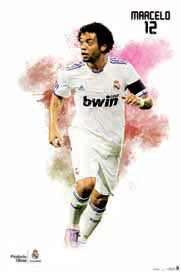 "Marcelo ""SuperAction"" (Real Madrid 2010/11) - G.E. (Spain)"
