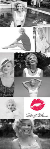 "Marilyn Monroe ""History of Beauty"" HUGE Door-Sized Poster - GB Eye"