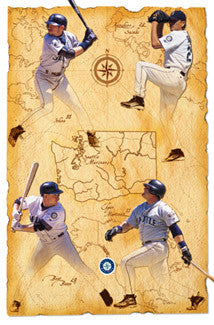 "Seattle Mariners ""Pacific Northwest"" - Costacos 2003"