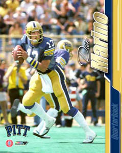 "Dan Marino ""Pitt Classic"" (c.1982) - Photofile Inc."