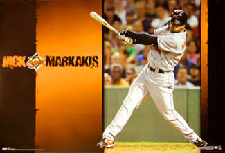 "Nick Markakis ""Slugger"" - Costacos Sports"