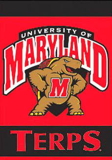 "Maryland Terrapins ""Testudo Power"" - BSI Products"