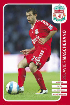 "Javier Mascherano ""Superstar"" - GB Eye 2008"