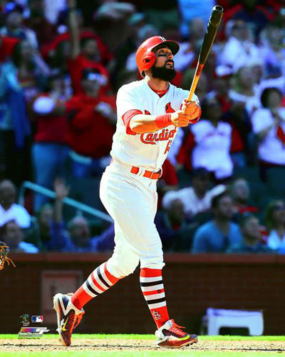 "Matt Carpenter ""Walk-Off"" St. Louis Cardinals Premium Poster Print - Photofile 16x20"