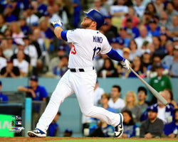 "Max Muncy ""Big Blast"" Los Angeles Dodgers Premium Poster Print - Photofile 16x20"