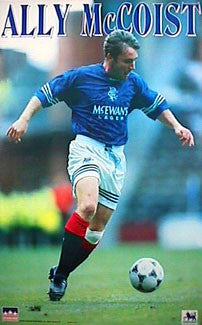 "Ally McCoist ""Ibrox Action"" - Starline Inc. 1995"