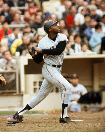 "Willie McCovey ""Stretch Classic"" (c.1969) San Francisco Giants Premium Poster - Photofile Inc."