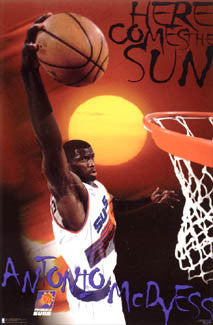 "Antonio McDyess ""Here Comes the Sun"" - Costacos 1998"