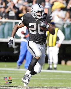 "Darren McFadden ""Raiders Action"" - Photofile 16x20"