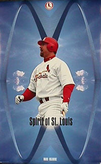 "Mark McGwire ""Spirit of St. Louis"" - Costacos 1998"