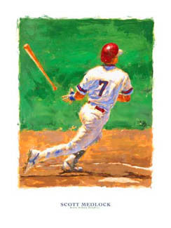 """Base Hit Classic"" - McGaw Graphics 2001"