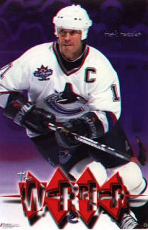 "Mark Messier ""The Warrior"" - Costacos 1997"