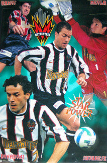 "NY/NJ MetroStars ""Star Power"" - Costacos 1997"