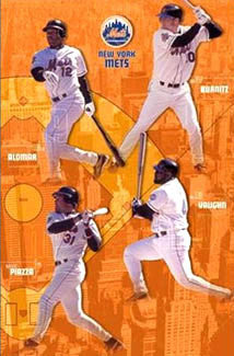 "New York Mets ""Sluggers"" - Costacos 2002"