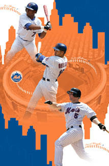 "New York Mets ""Super Heroes"" - Costacos 2006"