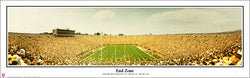 "Michigan Wolverines Stadium ""End Zone"" (1996) Panoramic Poster Print - Everlasting Images"