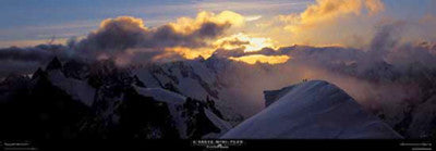 """L'arete Midi-Plan"" (French Alps) - Pecheur 1999"