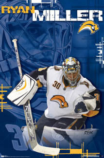 "Ryan Miller ""Stopper"" - Costacos Sports"