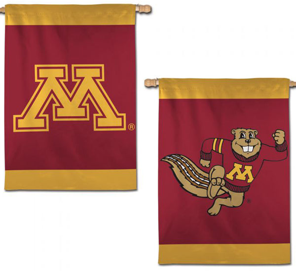 Minnesota Golden Gophers Official NCAA Sports 2-Sided 28x40 Wall Banner - Wincraft Inc.