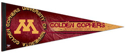 Minnesota Golden Gophers Official NCAA Team Premium Felt Collector's Pennant - Wincraft Inc.