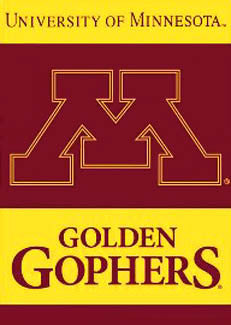 "Minnesota Golden Gophers ""Maroon & Gold"" - BSI Products"