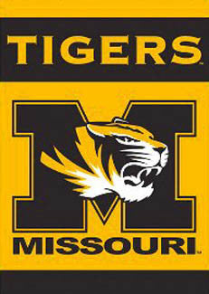 Missouri Tigers Wall Scroll - BSI Products