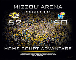 "Missouri Basketball ""Home Court Advantage"" (2009) - ProGraphs"