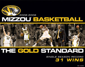 "Missouri Basketball ""Gold Standard"" (2008-09) - ProGraphs"