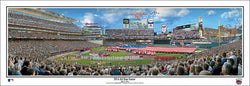 MLB All-Star Game 2014 Target Field, Minneapolis Premium Panoramic Poster Print - Everlasting