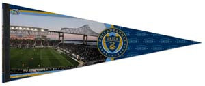 "MLS Philadelphia Union ""Gameday"" Premium Felt Collector's Pennant - Wincraft"