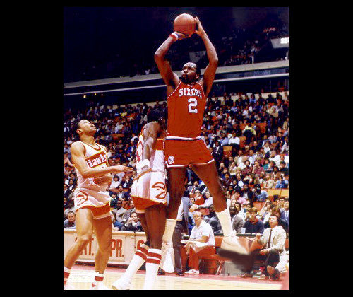 "Moses Malone ""Sixers Classic"" (1983) - Photofile Inc."