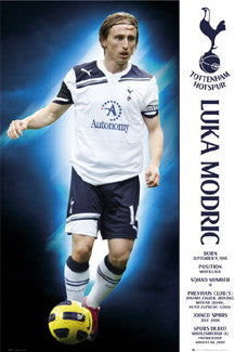 "Luka Modric ""Superstar"" - GB Eye (UK) 2010/11"