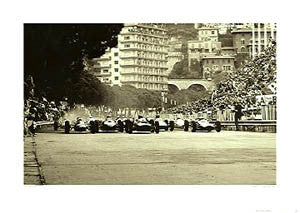 """Monaco Grand Prix, 1962"" - The Art Group Ltd."