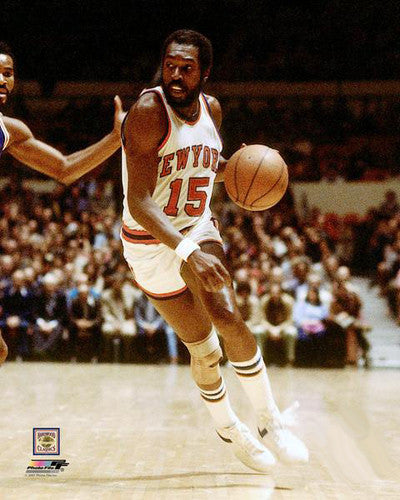 "Earl Monroe ""Pearl Classic"" (c.1975) New York Knicks Premium Poster Print - Photofile Inc."
