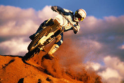 "Dirt Bike Motorcycle Racing ""Superstar"" - Eurographics Inc."