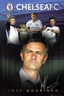 "Jose Mourinho ""The Boss"" - GB Posters 2006"