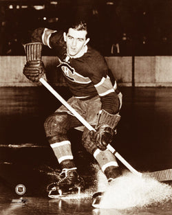 "Maurice Richard ""Classic"" (c.1952) Montreal Canadiens Premium Poster - Photofile Inc"