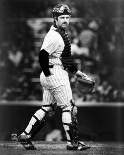 "Thurman Munson ""Captain Catcher"" (c.1976) Yankees Premium Poster Print - Photofile"