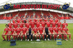 Munster Rugby Official Team Portrait Poster 2009/10 - Pyramid (UK)