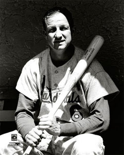 "Stan Musial ""Farewell"" (1963) St. Louis Cardinals Premium Poster - Photofile Inc."