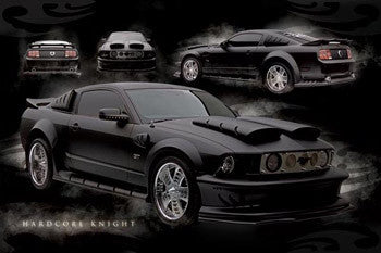 "Mustang GT ""Hardcore Knight"" (Rich Evans Design) - Pyramid International"