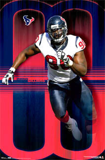 "Mario Williams ""Monster"" - Costacos 2007"