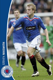 "Steven Naismith ""Young Gun"" - GB Eye 2008"