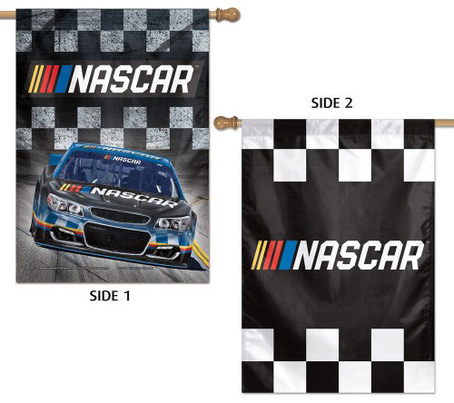 NASCAR RACEDAY BANNER Official Two-Sided Wall Banner - Wincraft 2017