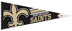 New Orleans Saints NFL Football Official Dynamic-Logo-Style Premium Pennant - Wincraft